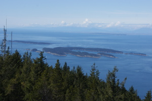 Sucia Island, Mt. Constitution, Moran State Park, Orcas Island, hiking with children