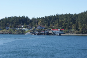 Orcas Island, Ferry, hiking with children