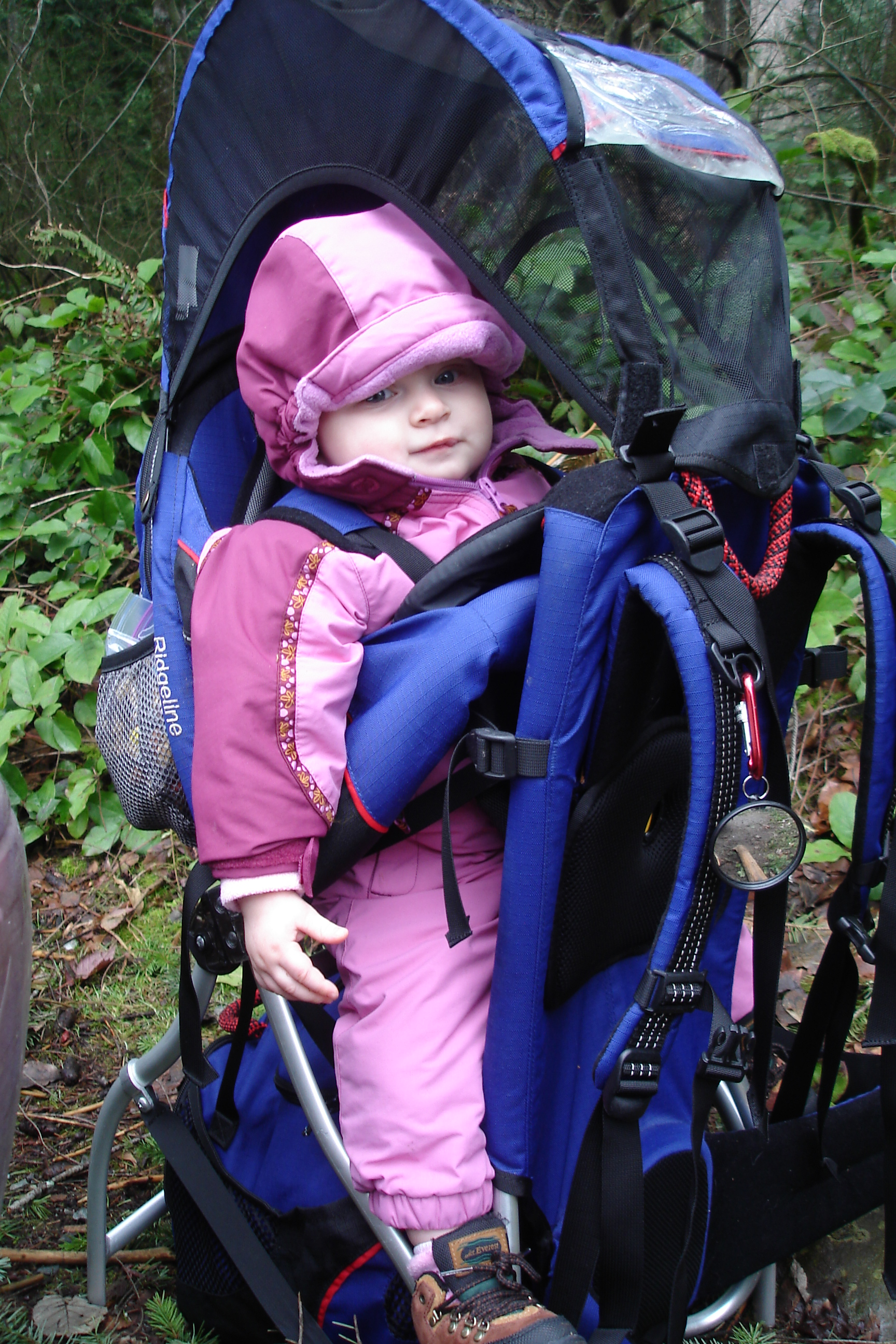 Hiking Child Backpack
